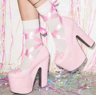shoes pastel cute kawaii kawaii grunge kawaii accessory kawaii shoes pastel goth pastel pink instagram tumblr tumblr outfit tumblr clothes