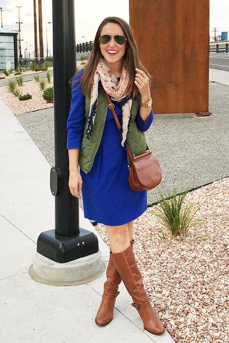 here & now | a nashville style blog blogger bag jacket dress shoes sunglasses