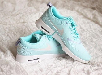 shoes blue mint tiffany blue nikes air max low top sneakers nike running shoes nike sneakers just do it blue shoes nike blanc grey girl green white sportswear