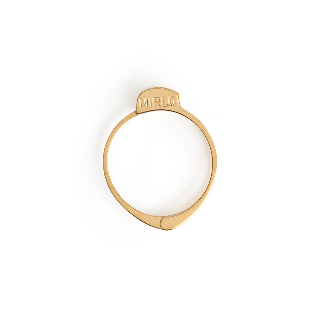 Single Handcuff Ring - MIRLO