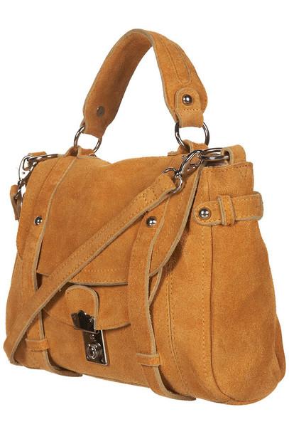 satchel orange bag brown bag bag