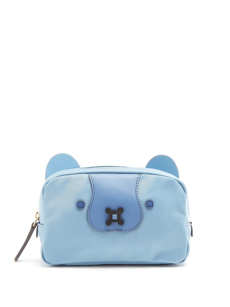 Anya Hindmarch bag light blue light blue