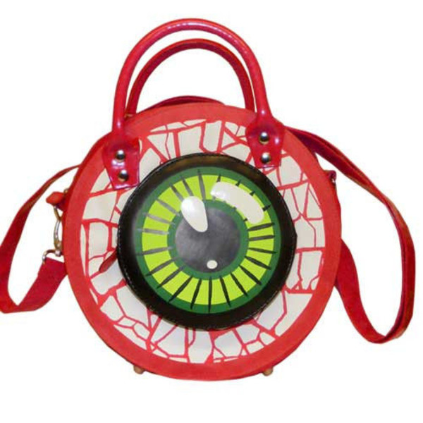 bag kreepsville 666 eyeball purse goth pastel goth grunge bag grunge