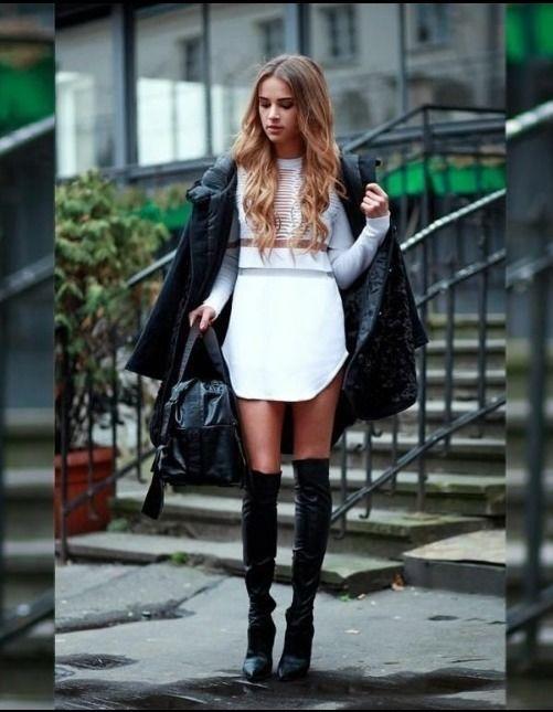 Alexander wang x h&m white shirt/dress, size m, perforated pattern top/ dress