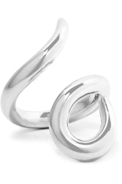 Jennifer Fisher ring silver jewels