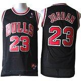 timeless design 9c5dc 1c28b Amazon.com : Chicago Bulls, Michael Jordan, Nike Jersey Size Large Black  Bulls New with Tags : Sports & Outdoors