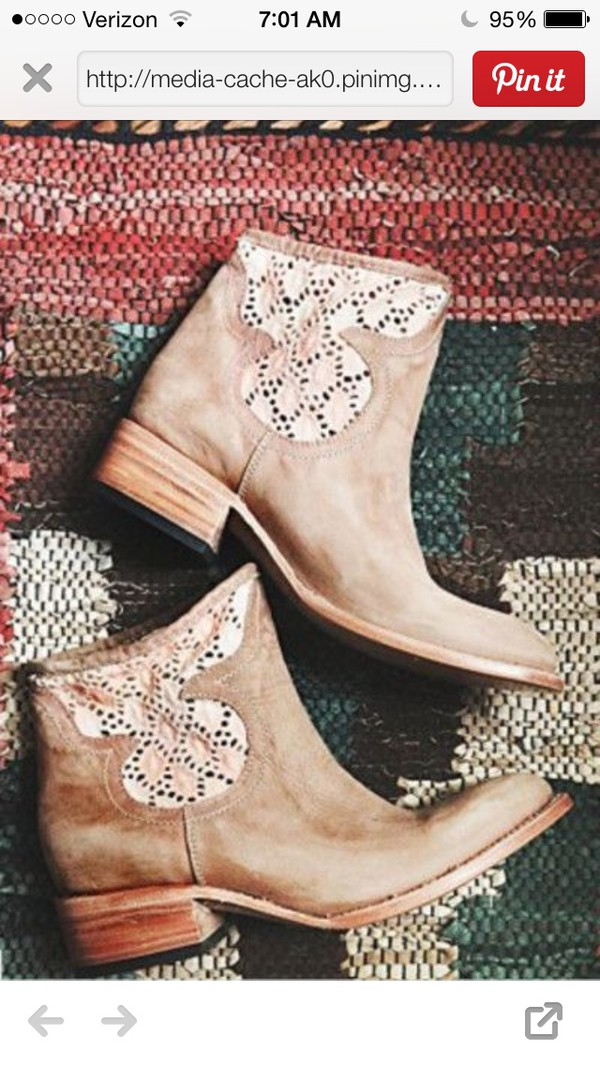shoes booties ankle boots beige boots