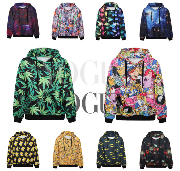 Collection Mens Graphic Hoodies Pictures - Reikian
