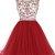 Short Beading Tulle Homecoming Dresses Prom Dresses PG017
