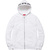Supreme: Rocksteady Zip Up - White