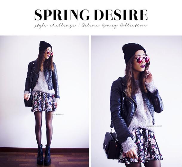 mexiquer sunglasses jacket bag dress skirt shoes