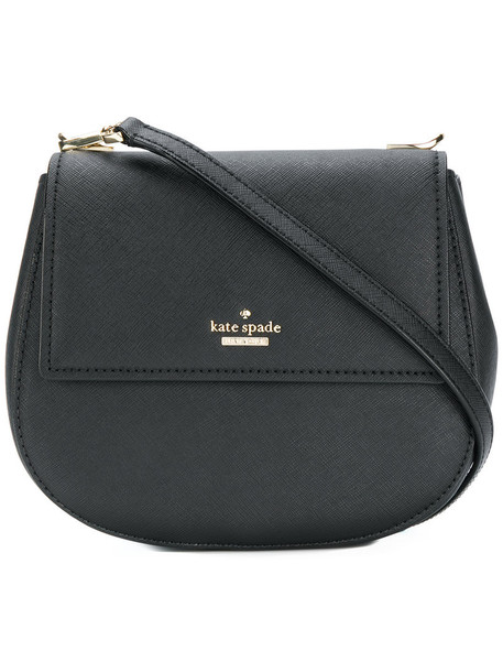Kate Spade women handbag leather black bag