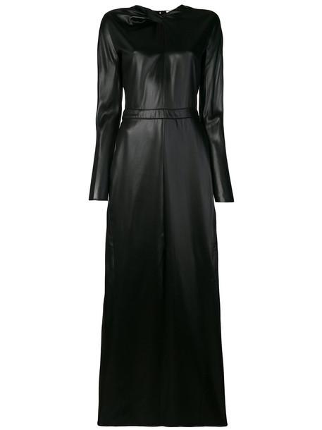 NINA RICCI dress long women black
