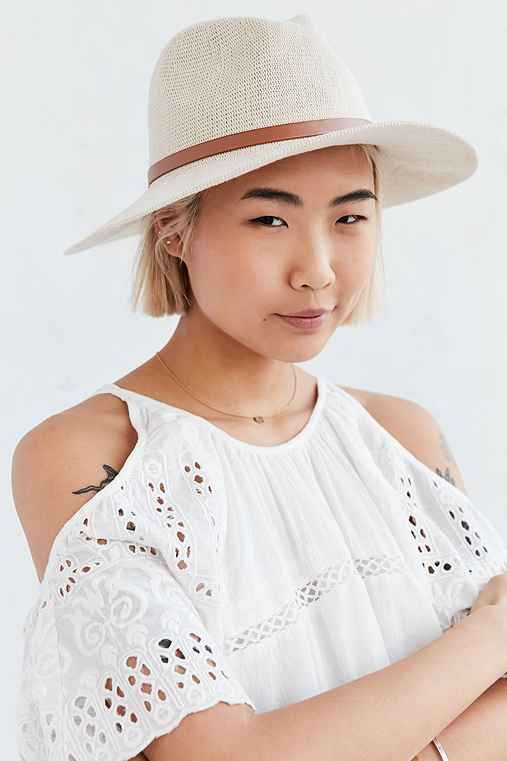 Dreamer Jute Nubby Panama Hat - Urban Outfitters