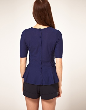 Блузка С Баской Купить В Спб