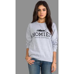 Brian Lichtenberg Homies Sweatshirt - Polyvore