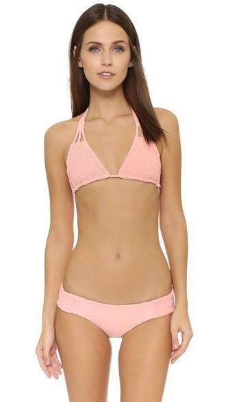 bikini bikini top daisy swimwear