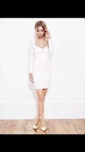 dress,miss selfridges,white dress