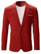 jacket,blazer,suit,mens suit,red jacket,party,menswear