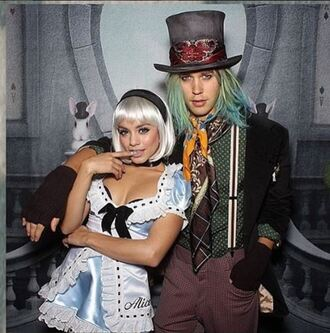 dress halloween halloween costume halloween accessory vanessa hudgens instagram