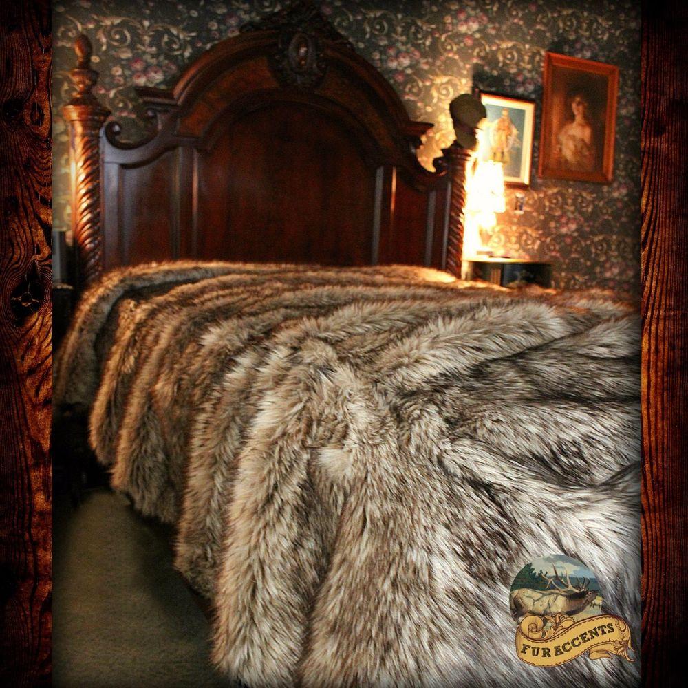Wolf Bedding Queen Size