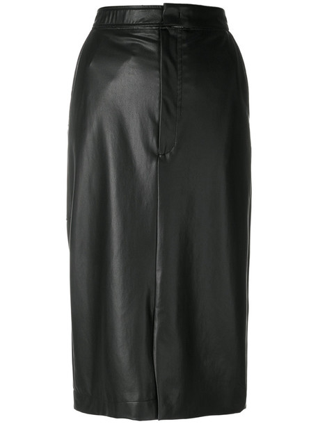 Joseph skirt pencil skirt women black