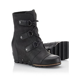 Women's Joan of Arctic Wedge Mid waterproof city boot | SOREL.COM