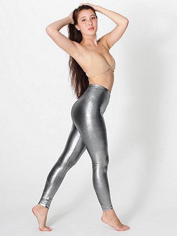 Shiny Legging | American Apparel