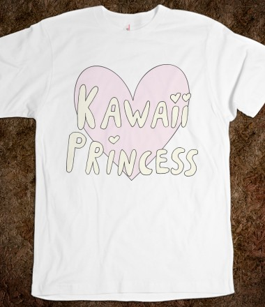 Kawaii Princess - Mermaid Closet - Skreened T-shirts, Organic Shirts, Hoodies, Kids Tees, Baby One-Pieces and Tote Bags Custom T-Shirts, Organic Shirts, Hoodies, Novelty Gifts, Kids Apparel, Baby One-Pieces | Skreened - Ethical Custom Apparel