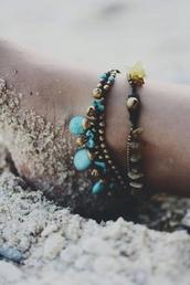 jewels,torquioise,bracelets,jems