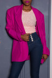 Sunny leigh pink blazer (size