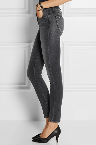 J Brand|811 mid-rise skinny jeans|NET-A-PORTER.COM