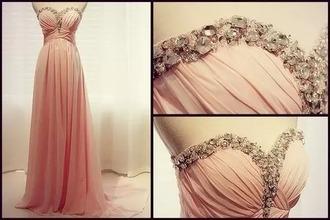 dress diamonds prom dress cute