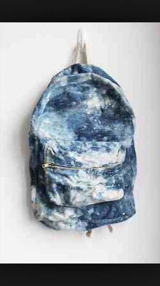 bag galaxy fashion style urban hipster