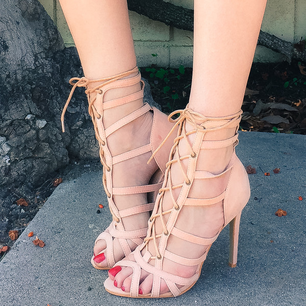 cb87e6086257 shoes cicihot heels high heels cute high heels nude heels nude shoegame  Shoegasm girly sexy boho
