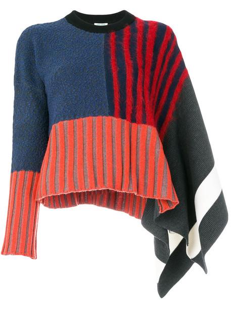 Kenzo sweater women spandex cotton wool knit