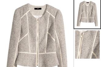 coat grey black jacket australia cotton