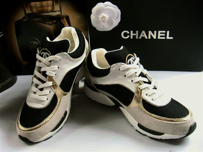 Women Shoes |   Chanel Sneakers For Women 2012 | aecfashion.com