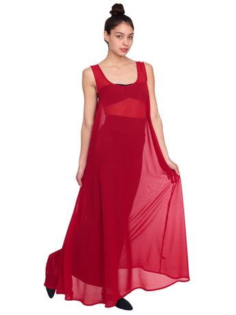 American Apparel Maxi Dress