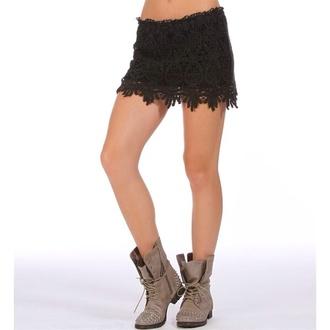 skirt lace skirt lace mini skirt crochet