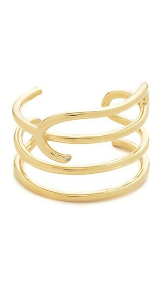 cuff cuff bracelet gold jewels