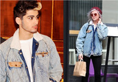 jacket,jeans,hipster,collar,white,love,zayn malik,perrie edwards,one direction,little mix