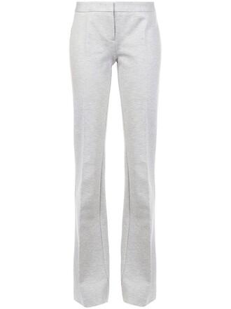 women spandex grey pants