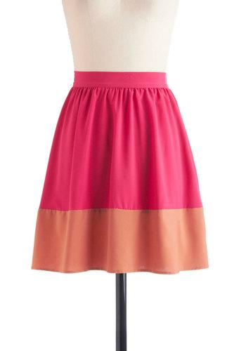 Sway and Simple Skirt | Mod Retro Vintage Skirts | ModCloth.com