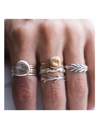 ring gold silver romantic cute grey jewels yellow jewels jewels