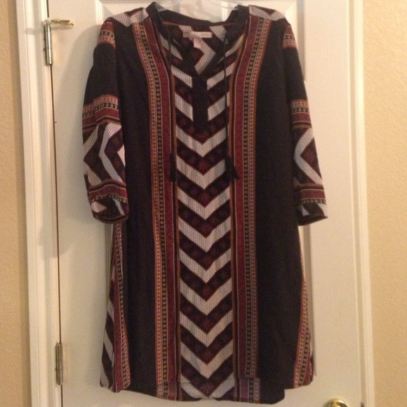 Forever 21 boho inspired dress m from shanna's closet on poshmark