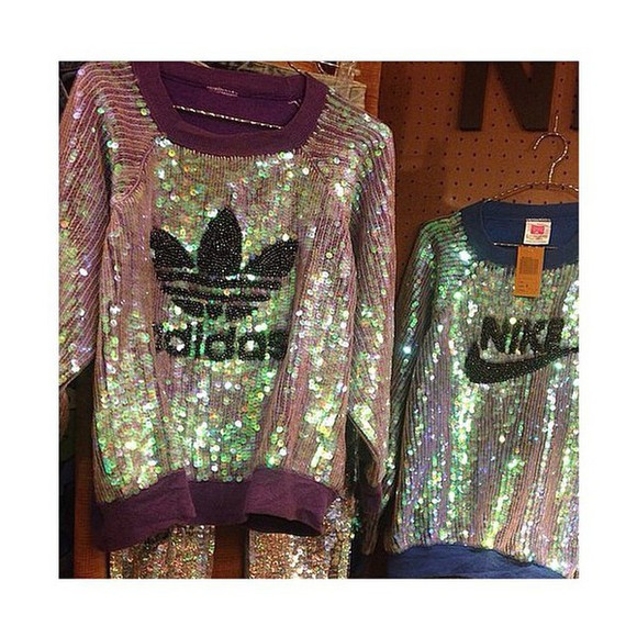 unique style sequins adidas fall outfits bad