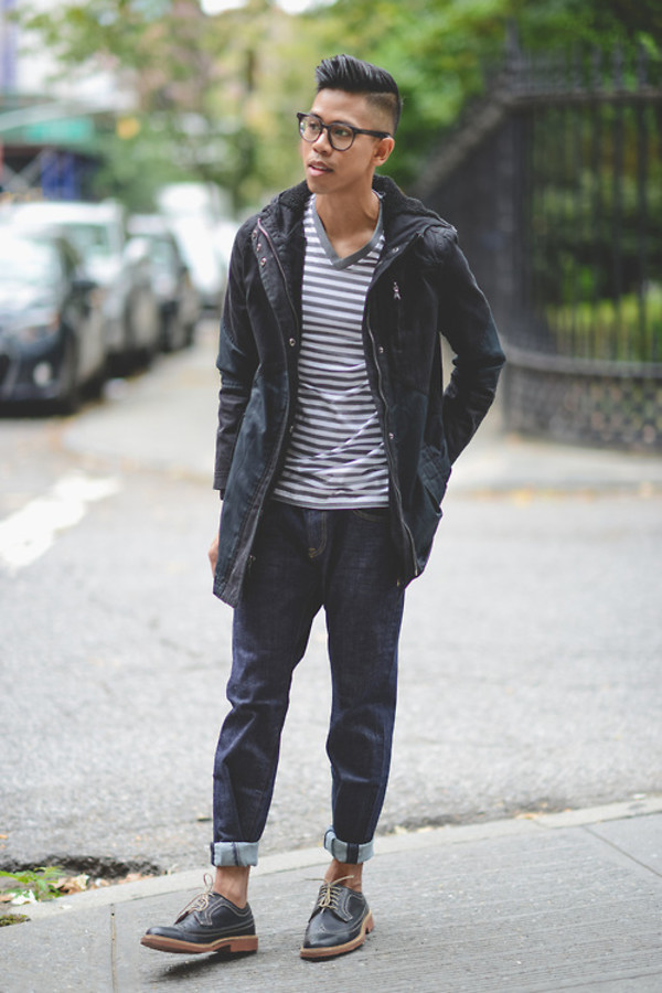 closet freaks blogger jeans menswear