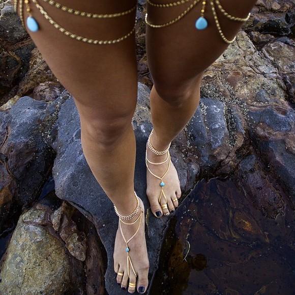 tumblr jewels blue jewels