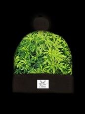 hat,hipster,weed,bobble hat